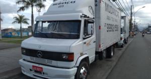Aldemir Fretes, Transportes e Mudanças