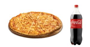 Pizza G + Refrigerante 1,5 L