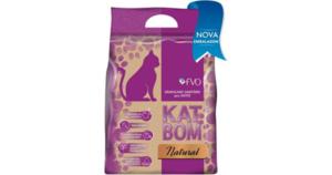 Areia para Gato Granulado Katbom 3kg