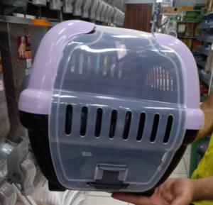 Caixa de Transporte de Cachorro Número 1