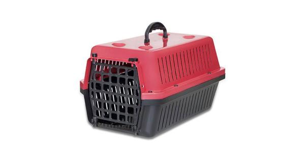 Caixa de Transporte de Cachorro Número 2