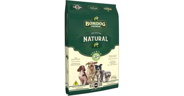 Ração BomDog Premium 25kg