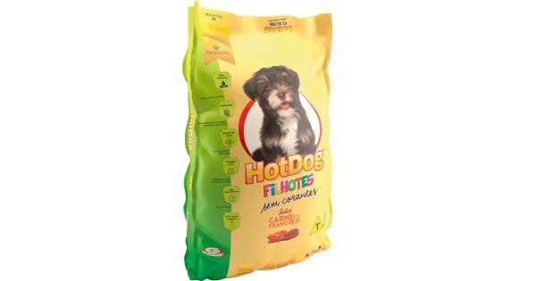 Ração Hotdog Filhote 10,1 kg