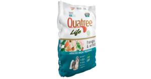 Ração Quatree Life 10 kg