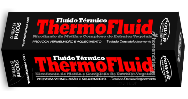 Gel Thermogênico Thermo Fluid