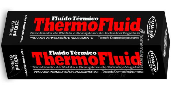 Gel Thermogênico Thermo Fluid