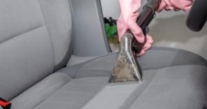 Limpeza e Higienização de Banco de Carro