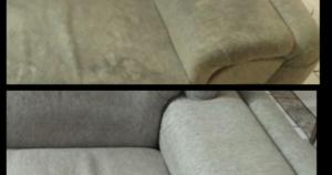Limpeza e Higienização de Poltrona