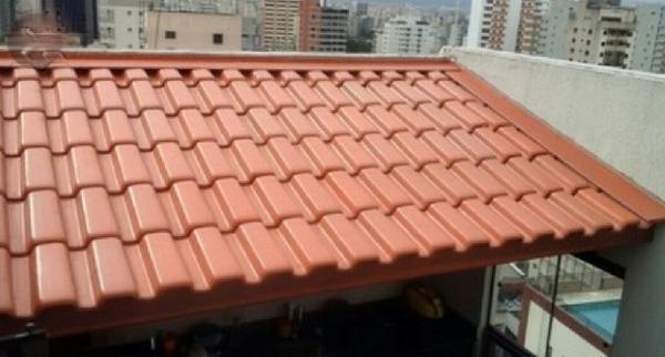 Instalação de Telhado Colonial