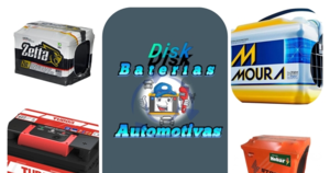 Disk Baterias Automotivas