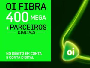 Internet Oi Fibra 400 Mega